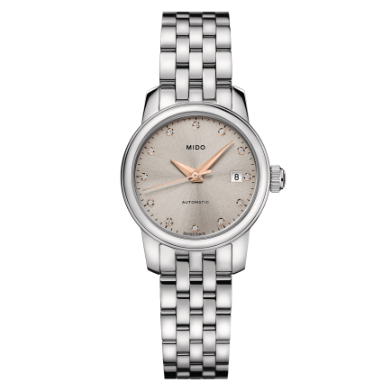 贝伦赛丽系列迷你小表盘女士腕表