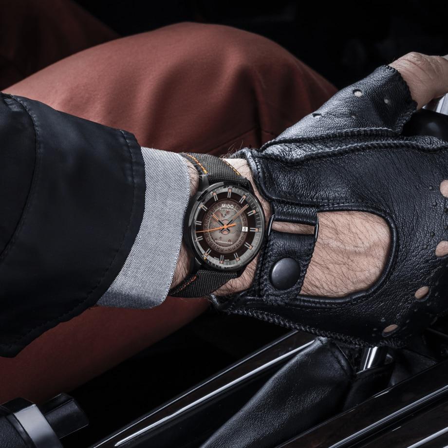 指挥官系列渐变半透款长动能全自动机械腕表 - 查看 3