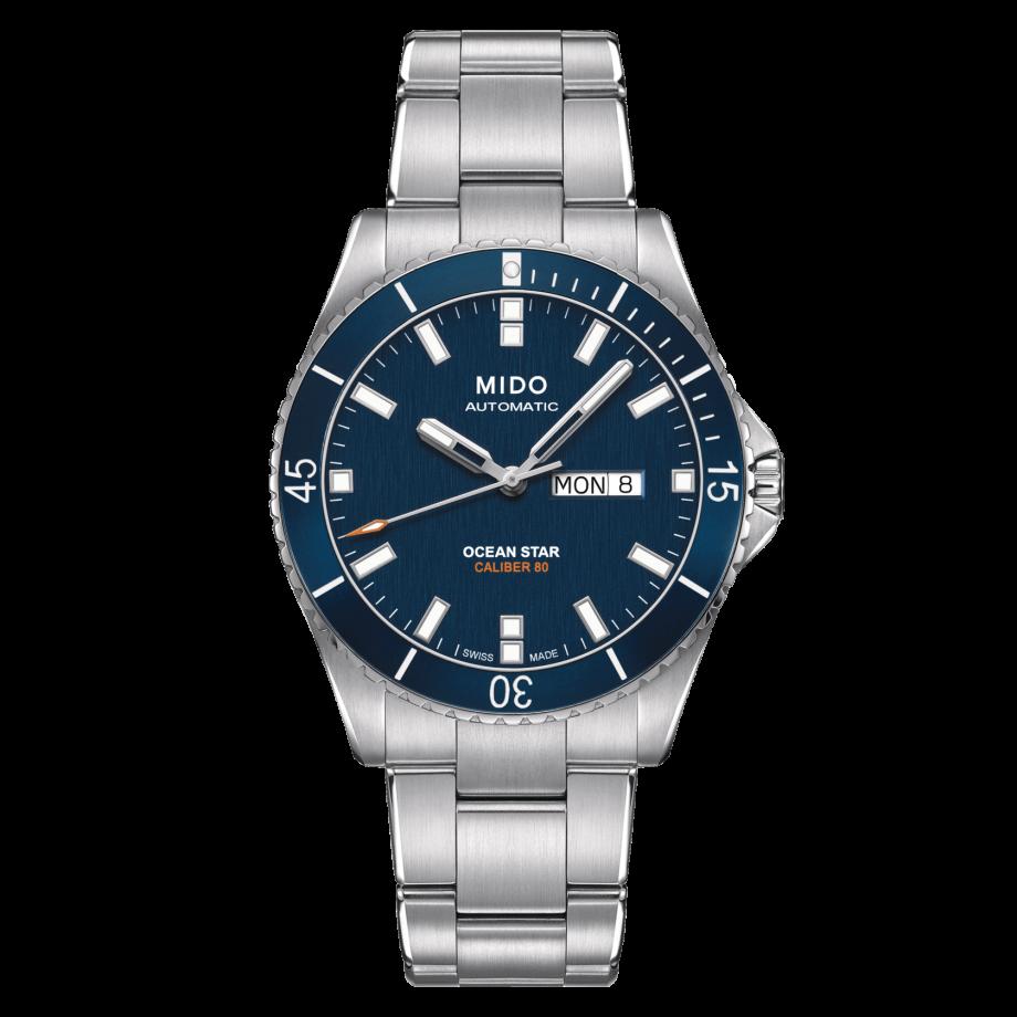 领航者系列长动能防水运动腕表
