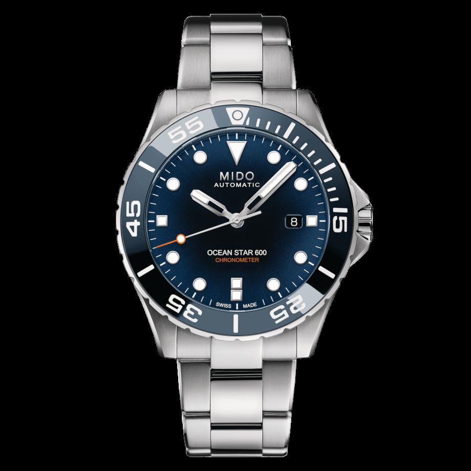 领航者系列600米防水腕表