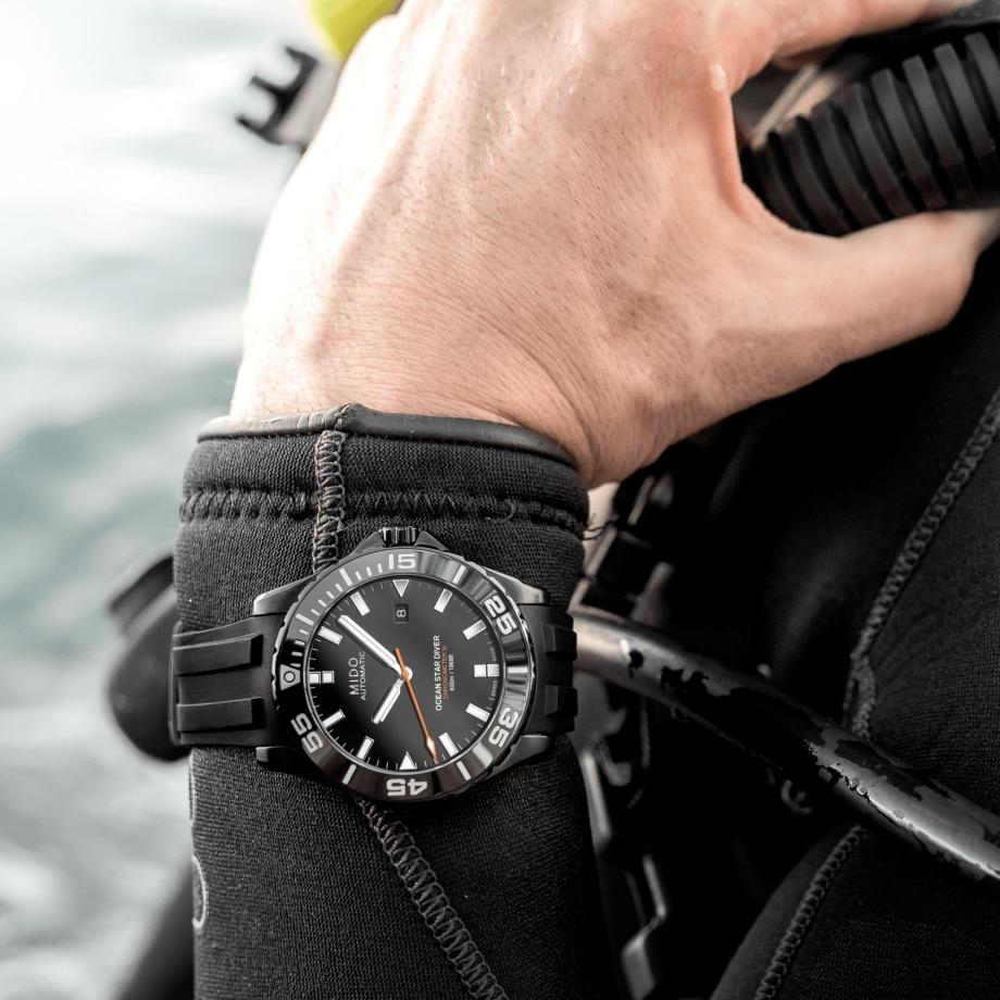 领航者系列600米防水腕表 - 查看 3