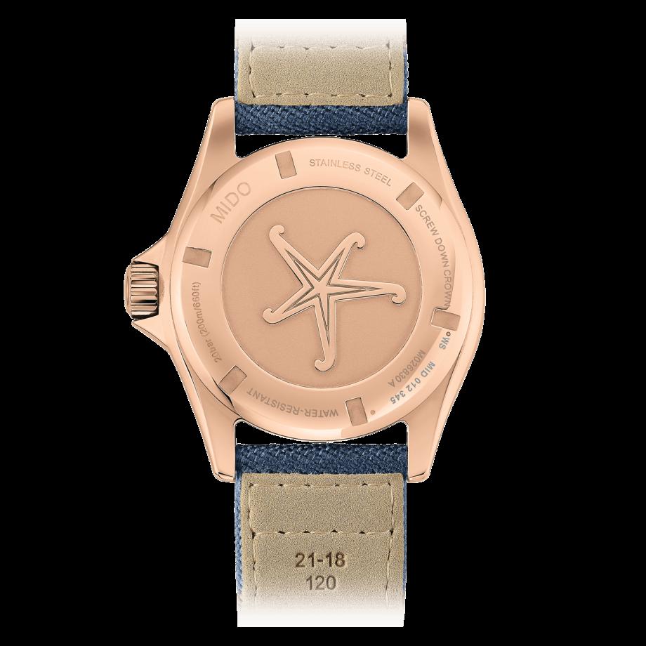 """领航者系列""""75周年纪念款""""长动能全自动机械腕表 - 查看 1"""