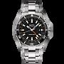 瑞士美度表领航者系列双时区防水腕表 M0266291105101