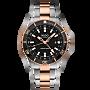 瑞士美度表领航者系列双时区防水腕表 M0266292205100