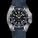 瑞士美度表领航者系列双时区防水腕表